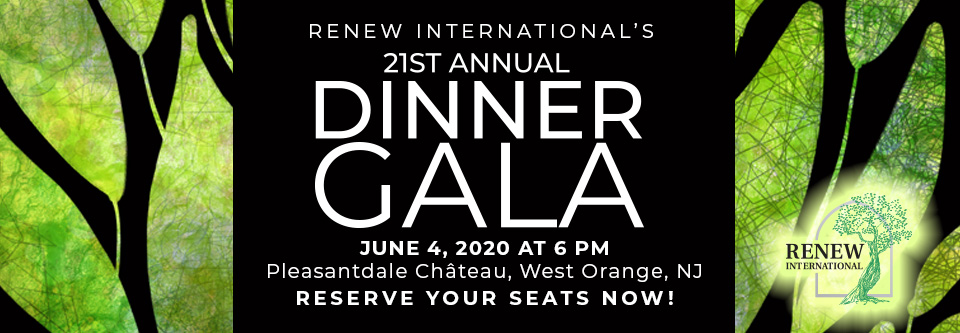 RENEW International's 21st Annual Dinner Gala